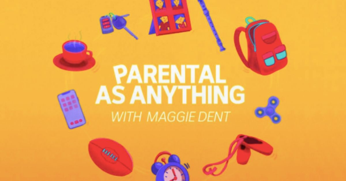 Parental as Anything Maggie Dent