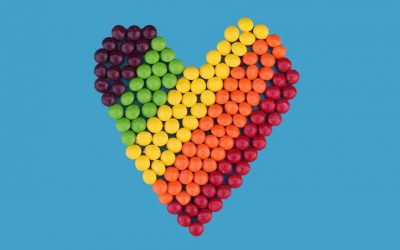 Hearts and Rainbows: The Brain's Beautifully Imperfect Reward System