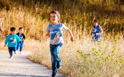 """If I Run, Will I Go To Heaven?"": Self-Reg And The Terry Fox Run"