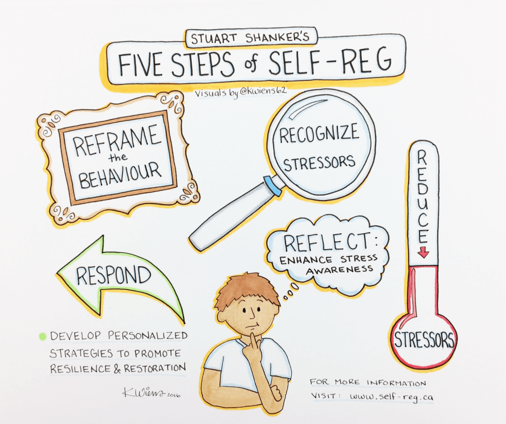 The 5 Steps of Self-Reg
