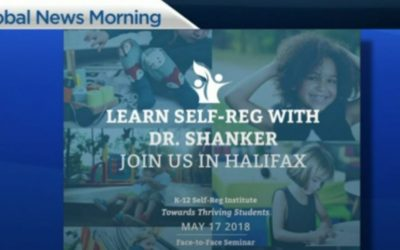 Global News: Self-Reg with Dr. Shanker and Susan Hopkins