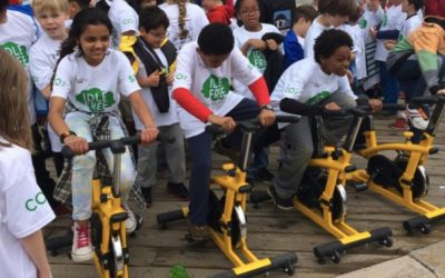 Spin Bikes in the Classroom are Reaping Big Benefits