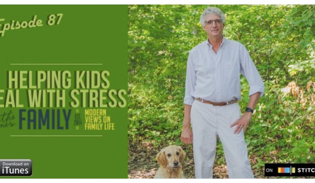 The New Family: Helping Kids Deal With Stress