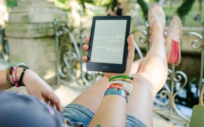 Buying A Kindle: My COVID-19 Self-Reg Story