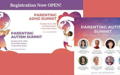 Susan Hopkins participates in The Behaviour Revolution's Autism and ADHD Summits