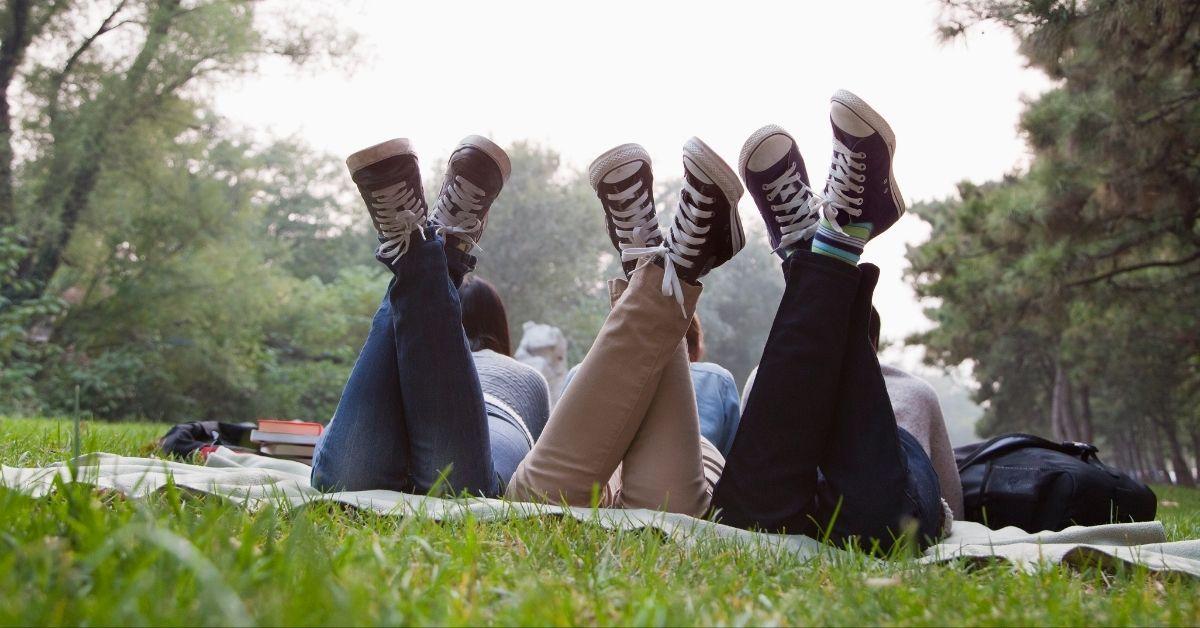 Self-Reg, Teens and Intensions