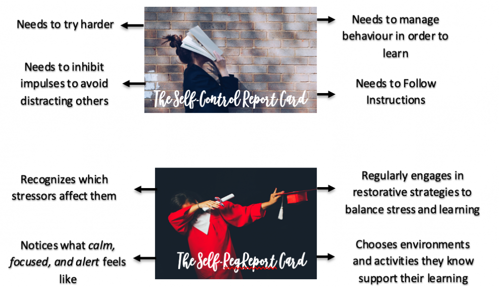 Self-Reg vs Self-Control